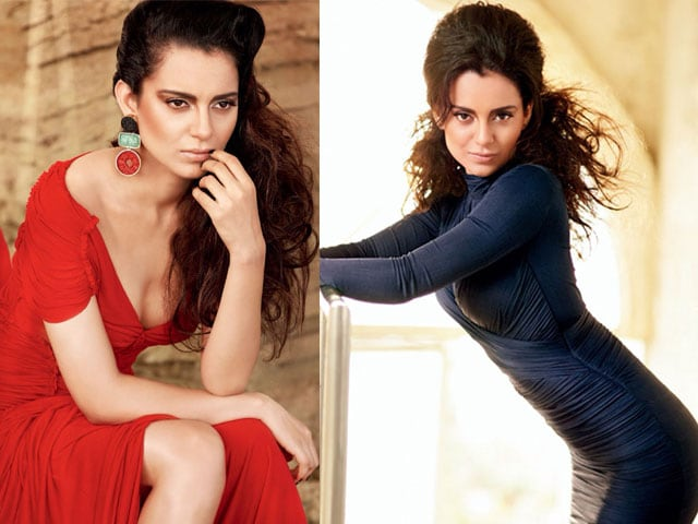 Kangana, sultry side up