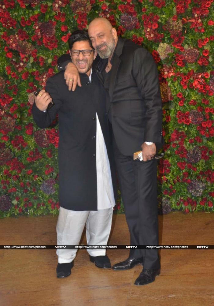 ऐसे खास बना दीपिका पादुकोण और रणवीर सिंह का 'मुंबई रिसेप्शन'