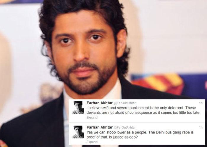 On Twitter, India condemns Delhi gang rape