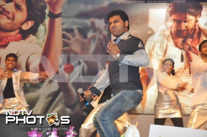 Spat fallout? Kajal skips Dhada audio launch