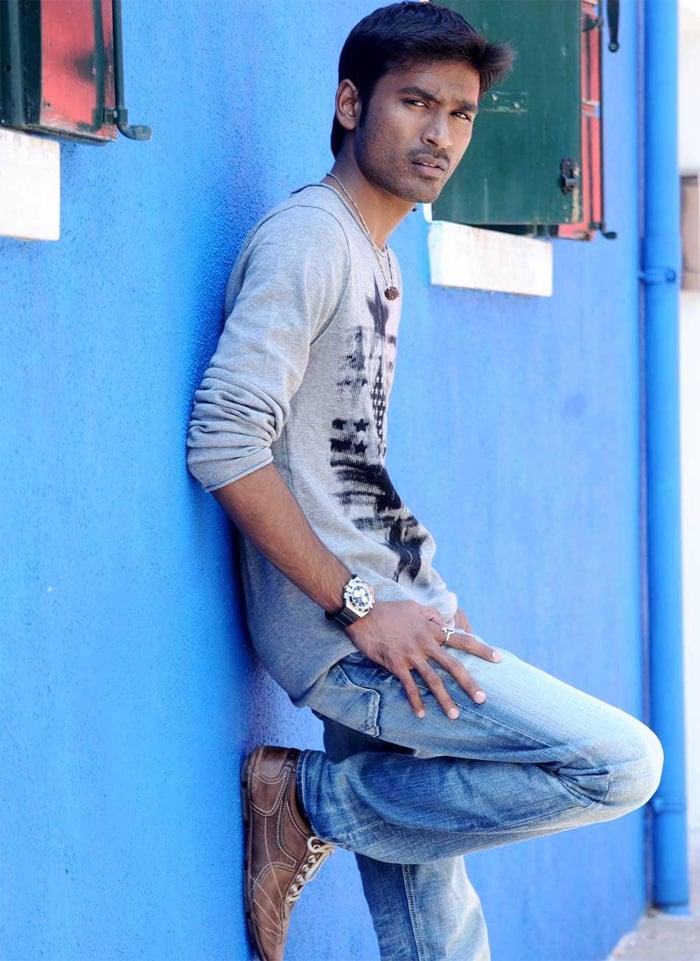 Dhanush is a VIP@32. Happy Birthday
