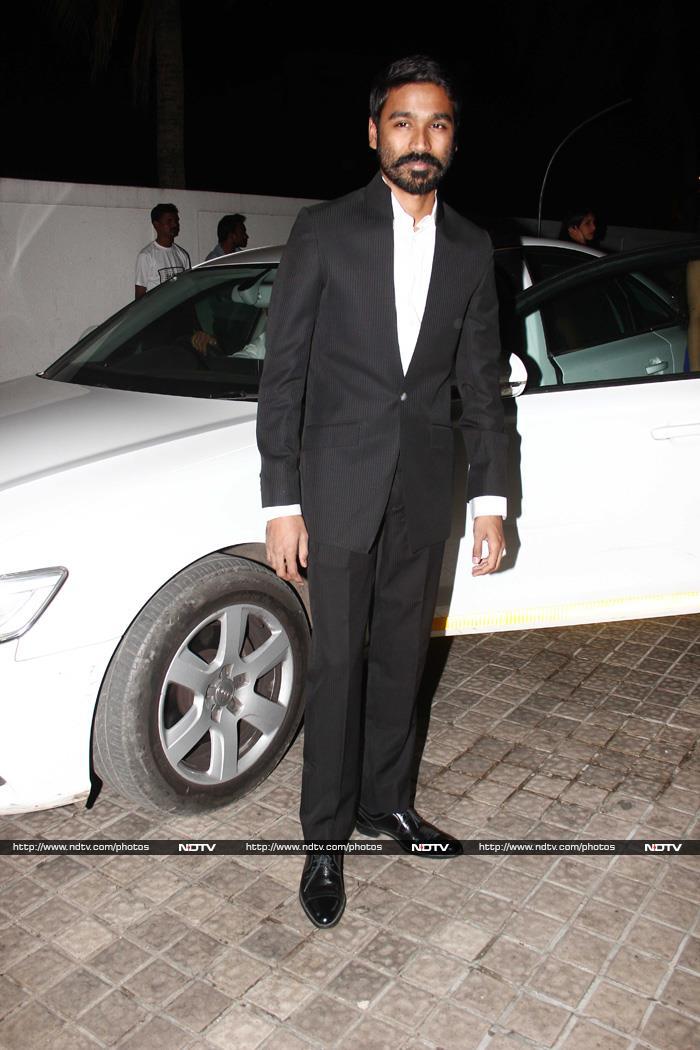 Happy Birthday, Dhanush. A VIP@38