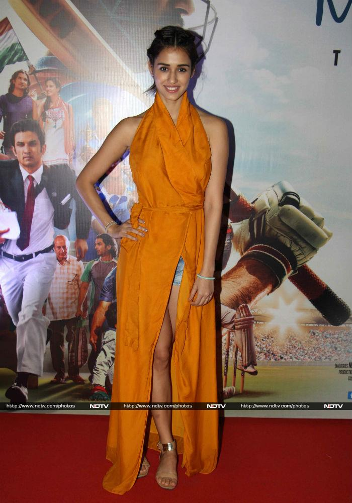 When M S Dhoni Caught His Own Biopic With Sushant Singh Rajput