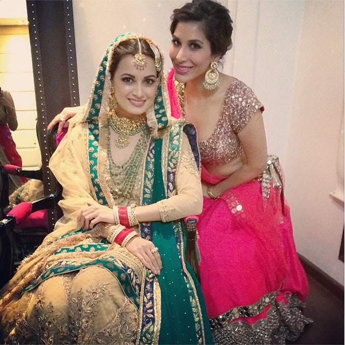 The Bride and Her Saheli