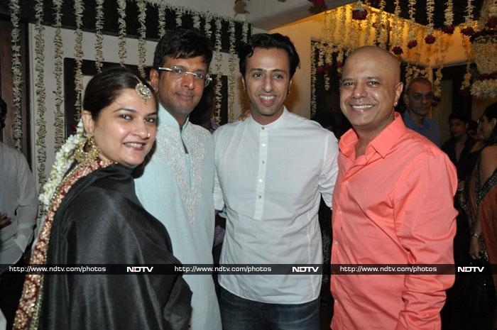 Work and Play: Hrithik, Big B, Suneil, Tara