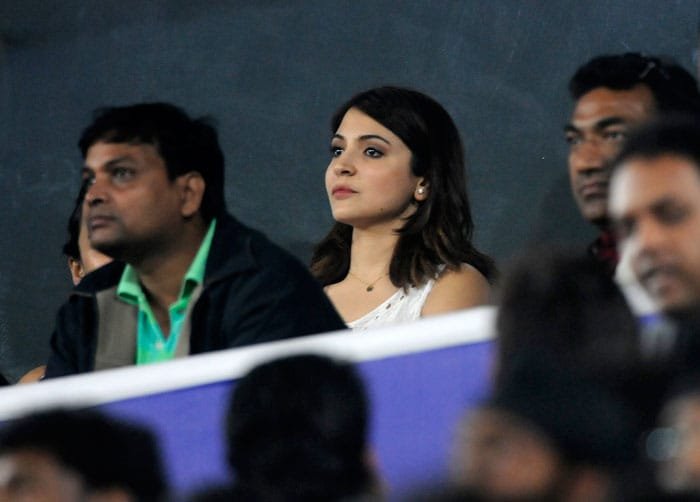For the Love of the Game: When Virat Kohli Bowled Anushka Over With a Kiss