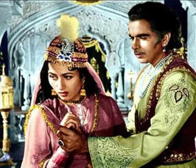 Among his most famous screen outings was Prince Salim in K Asif\'s epic Mughal-e-Azam opposite Madhubala, who was rumoured to be his real-life romance as well.