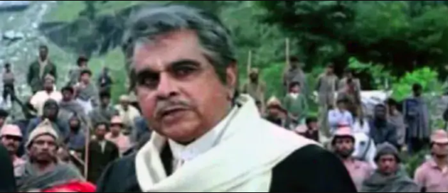 In 1991, Dilip Kumar made another celluloid appearance with veteran actor Raaj Kumar, 32 years after they appeared in Paigham in 1959. Saudagar was directed by Subhash Ghai and marked the Bollywood debut of actress Manisha Koirala.