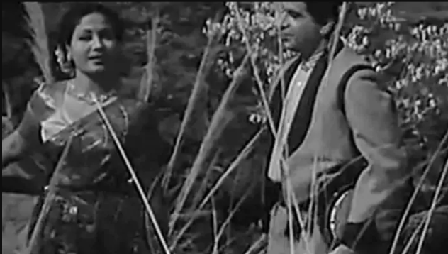 Dilip Kumar\'s Azaad in 1955 was the top grossing Hindi film in the year of its release, and he bagged his second Filmfare Best Actor Award.