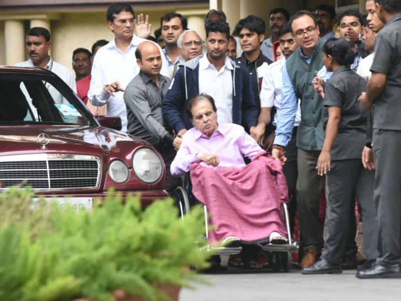 Welcome Home, Dilip Kumar