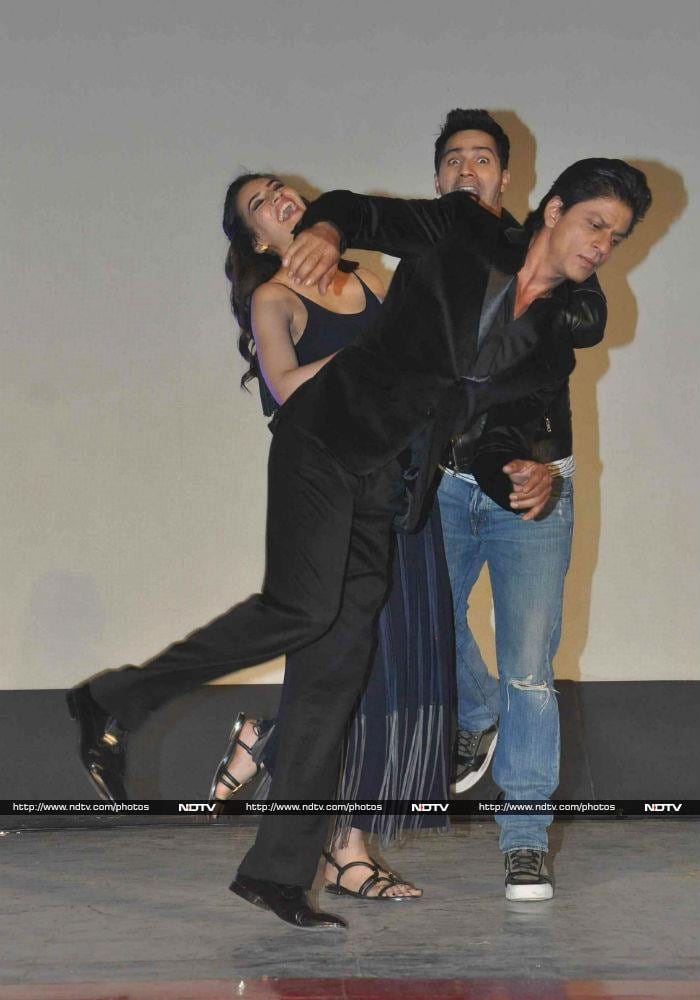 Shah Rukh and Kajol\'s Colour of Love is Gerua