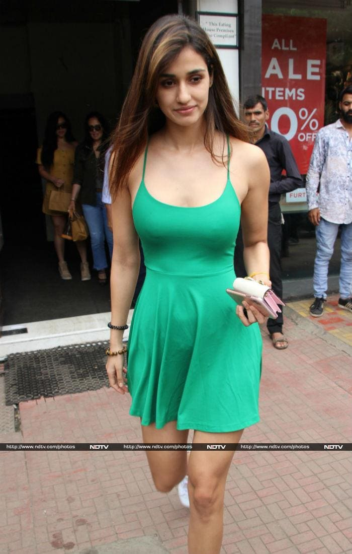 Inside Disha Patani\'s Friendship Day Outing With Ayesha, Krishna Shroff