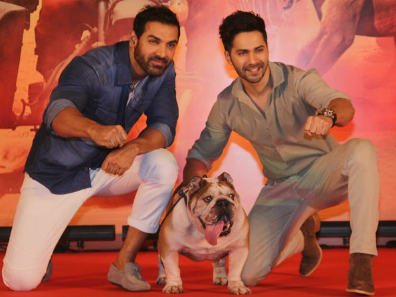 Who Let the Dog Out? Dishoom's Kabir and Junaid