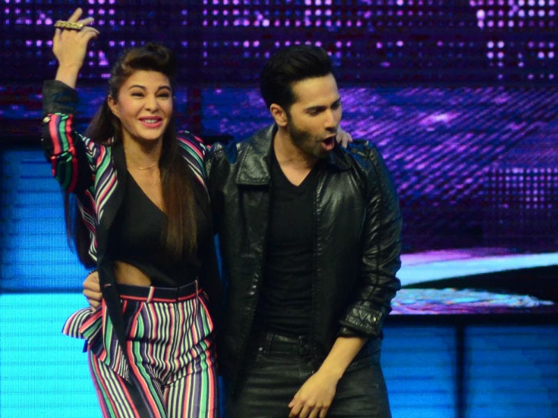 Dance + Dishoom is All About Fun For Varun and Jacqueline