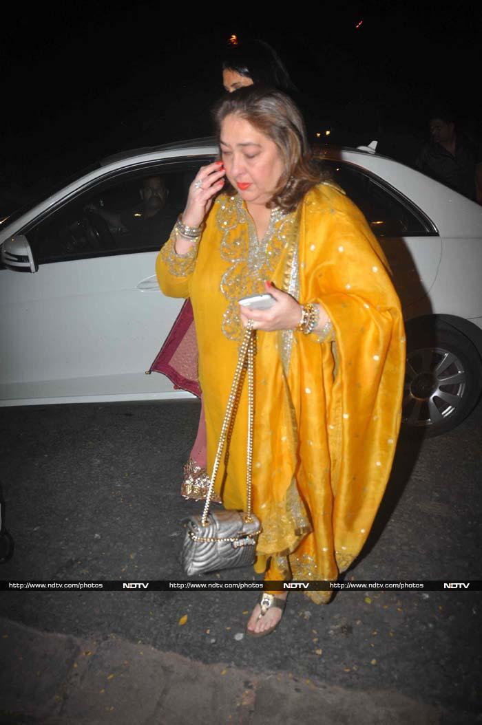 A Cracker of a Diwali Party: Sonakshi, Shraddha, Shilpa