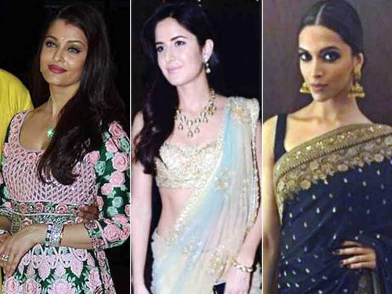 Diwali Fashion: All That Glitters is Ash, Deepika, Katrina, Kareena