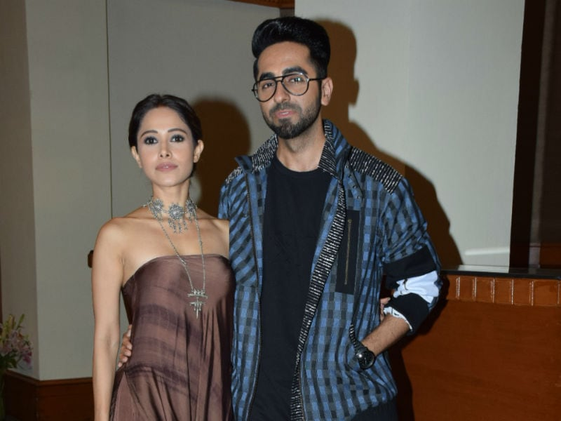 Dream Girl Promotions Are Keeping Ayushmann Khurrana And Nushrat Bharucha Busy