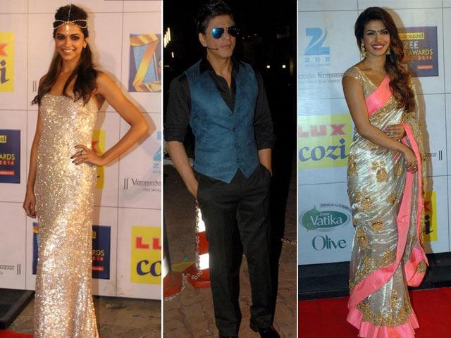 Photo : Bollywood stars glitter at Zee Cine Awards