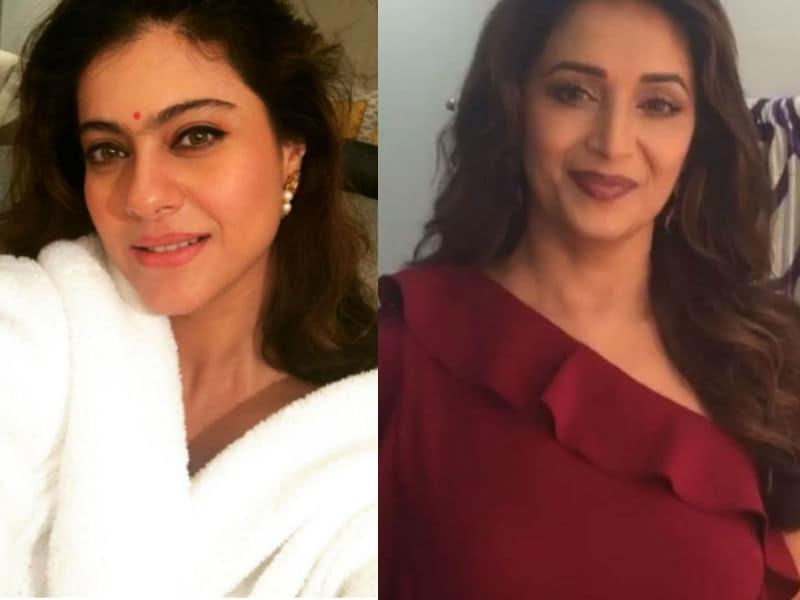 Chand Mubarak From Kajol, Madhuri, Mahira
