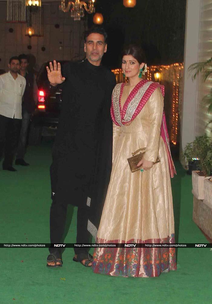 Sugar, Spice And Everything Nice At Ekta Kapoor\'s Diwali Party