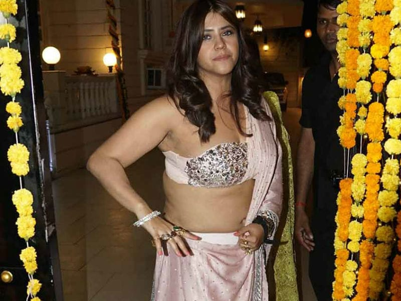 Inside Ekta Kapoor's Star Studded Diwali Party