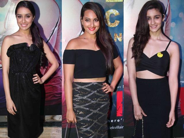 Ek Villain's Muses: Shraddha, Sonakshi, Alia