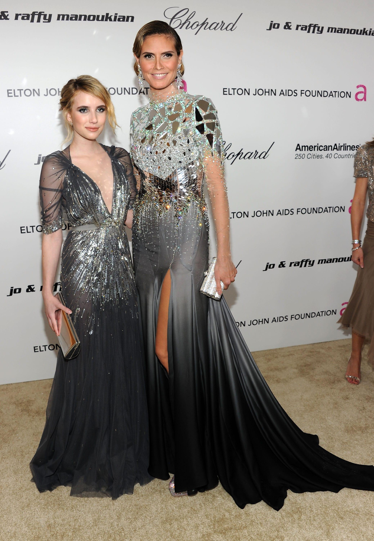 Elton John\'s Oscar Party