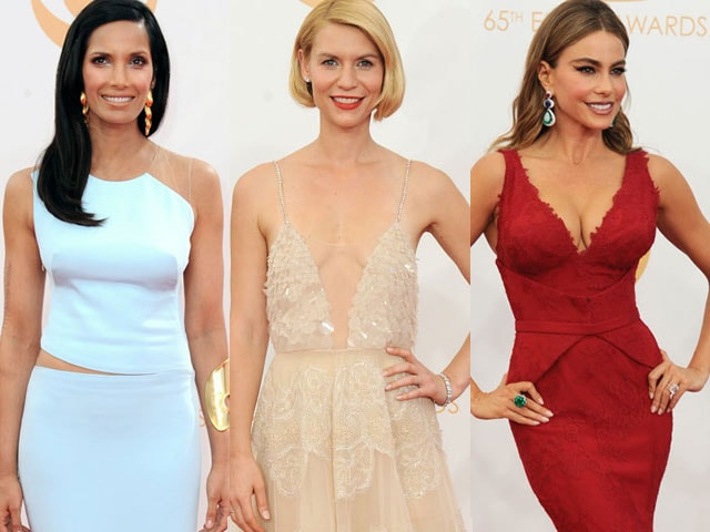 Emmy red carpet: Who wore what