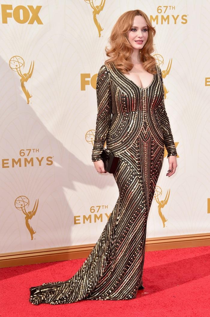 Emmy Fashion Parade: Gaga, Sofia, Claire