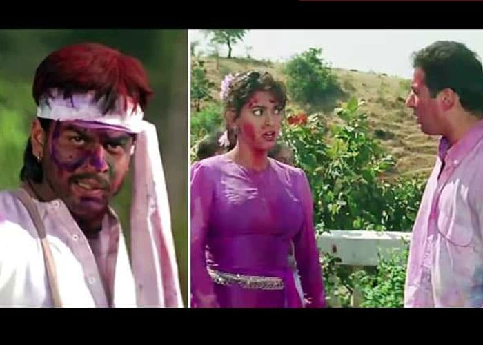 Top 10 Holi scenes from Bollywood