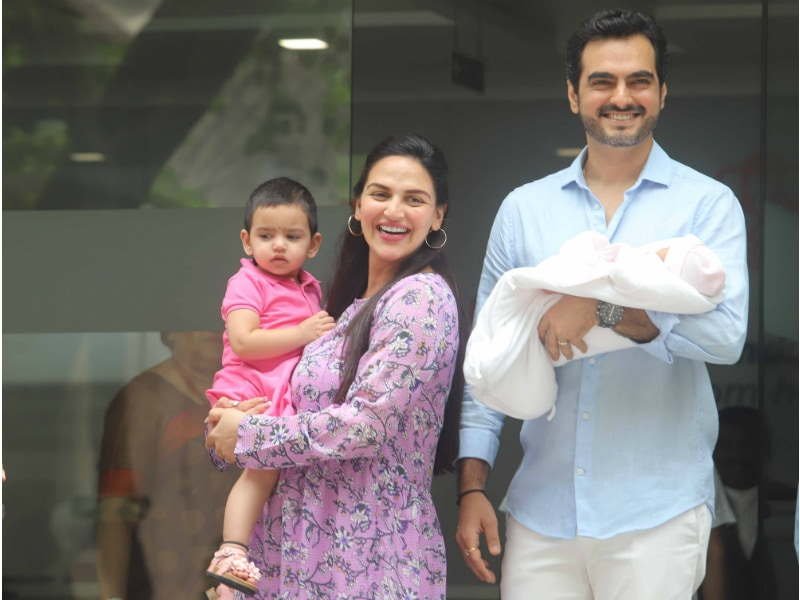 Life's A Cakewalk For New Mom Esha Deol