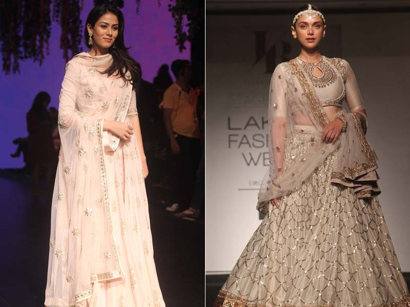 Mira, Aditi, Sonakshi, Shruti Set the Ramp on Fire at Lakme Fashion Week