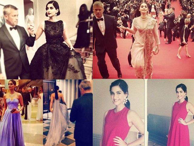 A Fashion Fairytale: How Sonam Went to the Ball