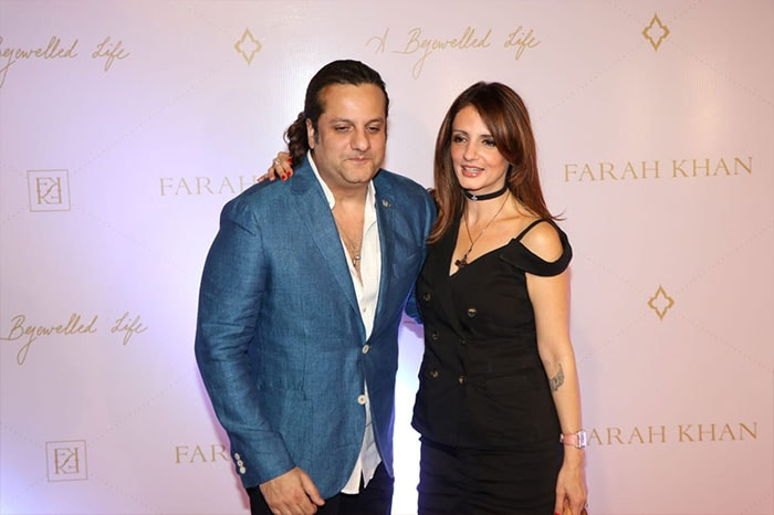 A Night To Remember With Farah Khan Ali, Sussanne, Pooja Bedi And Others