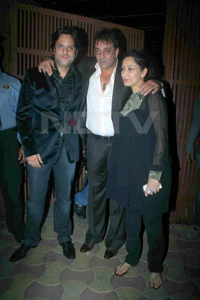 Hrithik, Urmila at Fardeen Khan\'s anniversary bash