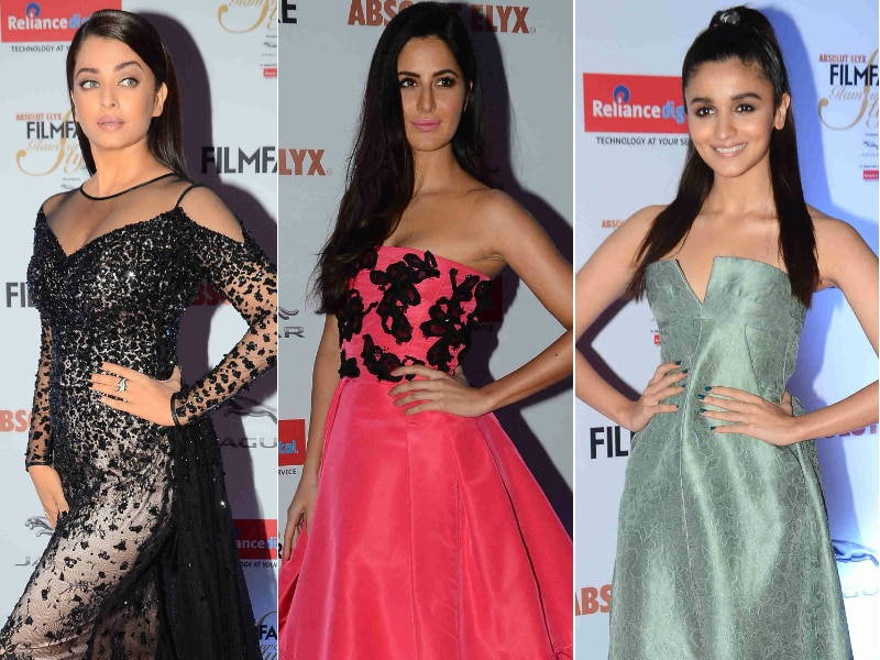 Aishwarya, Katrina And Alia's Fashion Stories Are Wow
