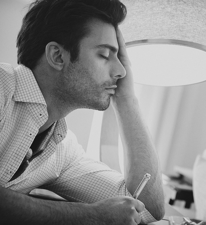 Exclusive: Fawad Khan\'s Photoshoot in Pakistan. You Know You Want to See These Pics