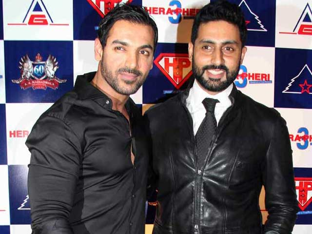 From Dostana to Hera Pheri: Abhishek and His 'Jigri Poo' Reunite