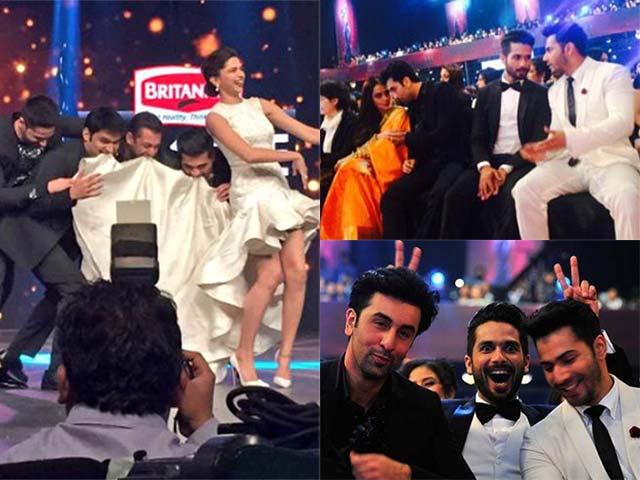 Blockbuster Moments From the Filmfare Awards 2015