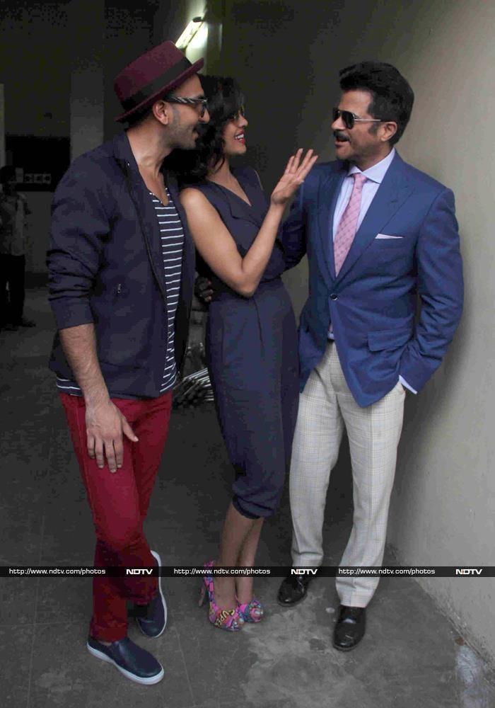 Bollywood at Work: Priyanka-Ranveer, Varun-Shraddha, Vidya-Emraan