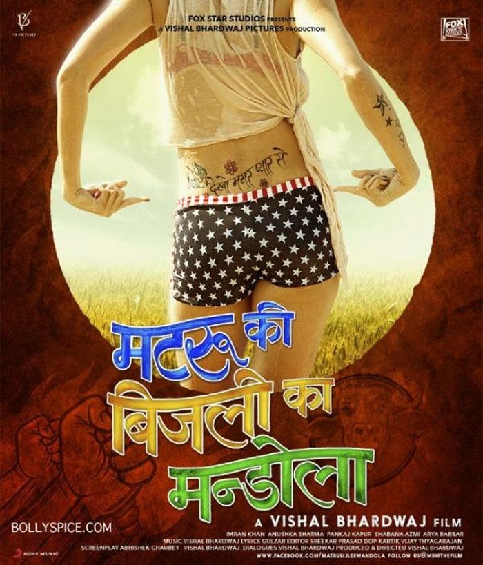Bijlee Anushka\'s bringing sexy back