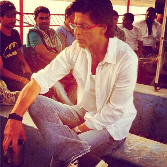 Penny for your thoughts, SRK