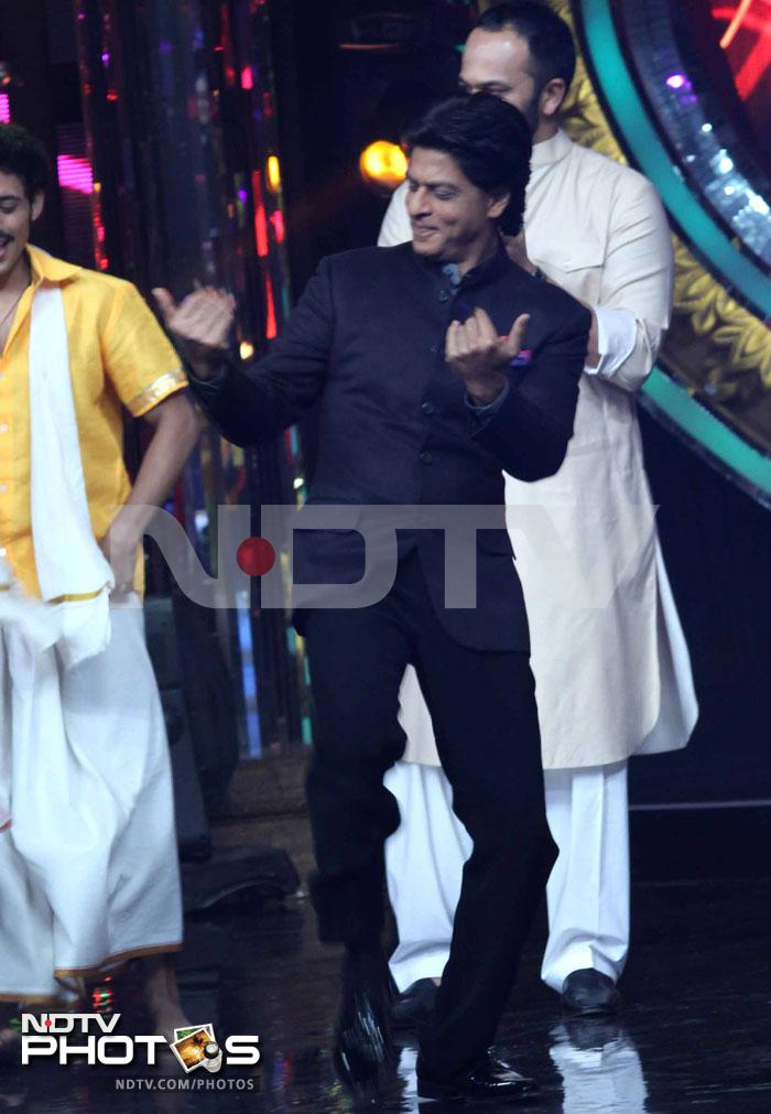 SRK\'s Chennai whispers with a little fan