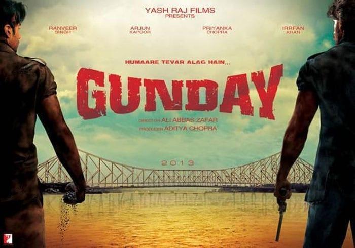 Arjun and Ranveer, meet the Gunday