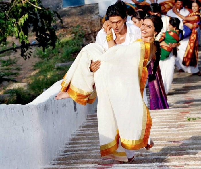 Aiyyo! SRK, Deepika\'s Southern comfort