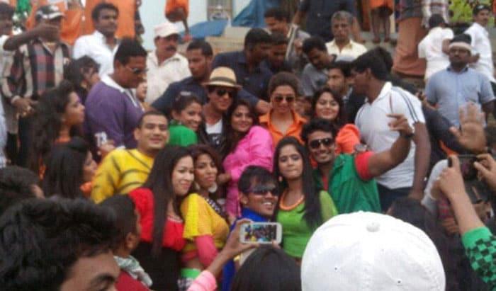 SRK, Deepika for the people