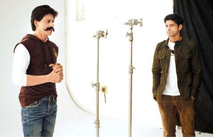 Mooch ado about Shah Rukh Khan