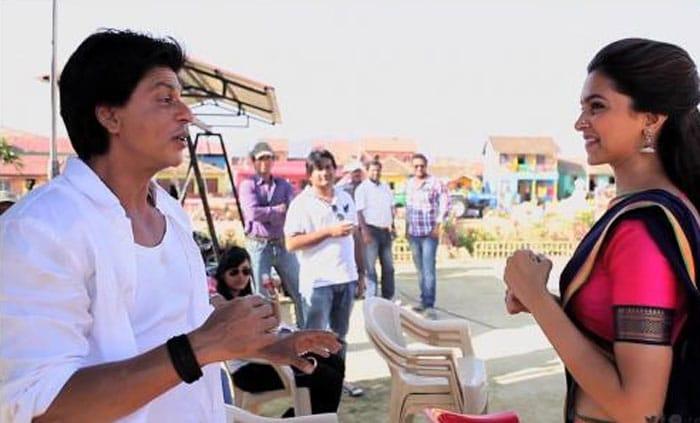 SRK, Deepika\'s blooming friendship
