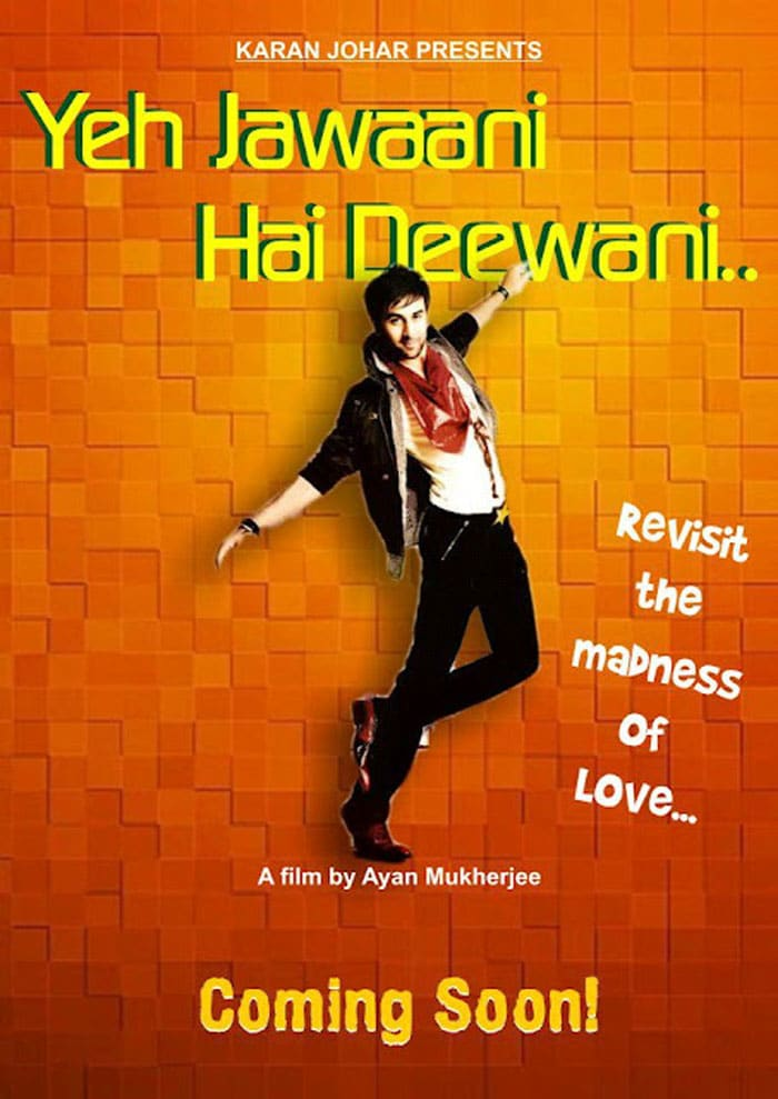Ranbir\'s Deewani, where\'s Deepika\'s Jawaani?