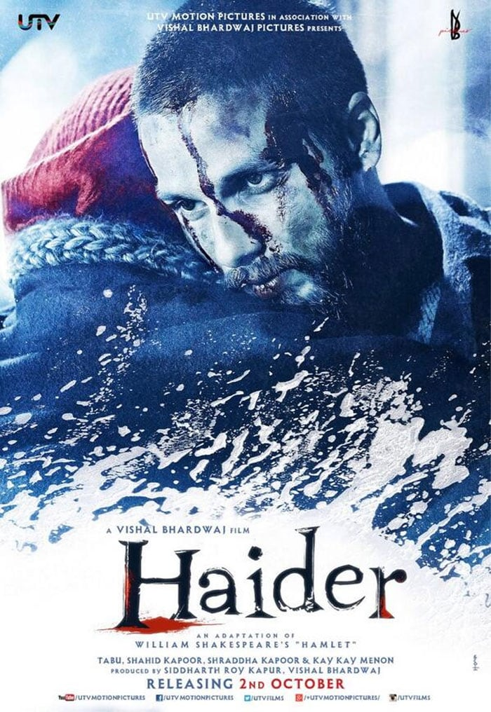 Haider\'s Shahid is One You\'ve Never Seen Before